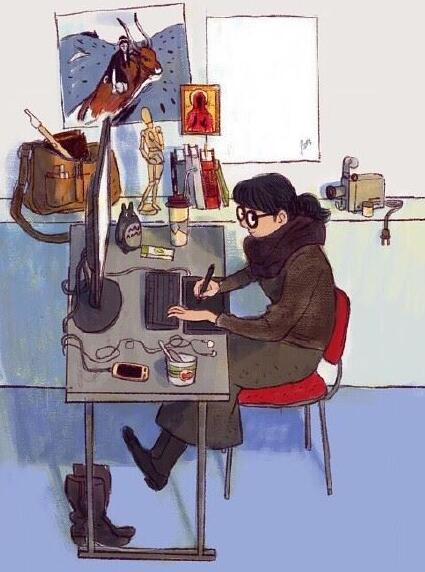 程序员都能当黑客吗?IT男、码农和程序猿有啥区别?