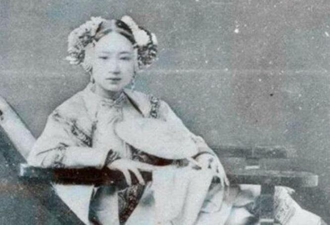 清朝名妓杨翠喜真实清晰图片,她最后的归宿是怎样的?