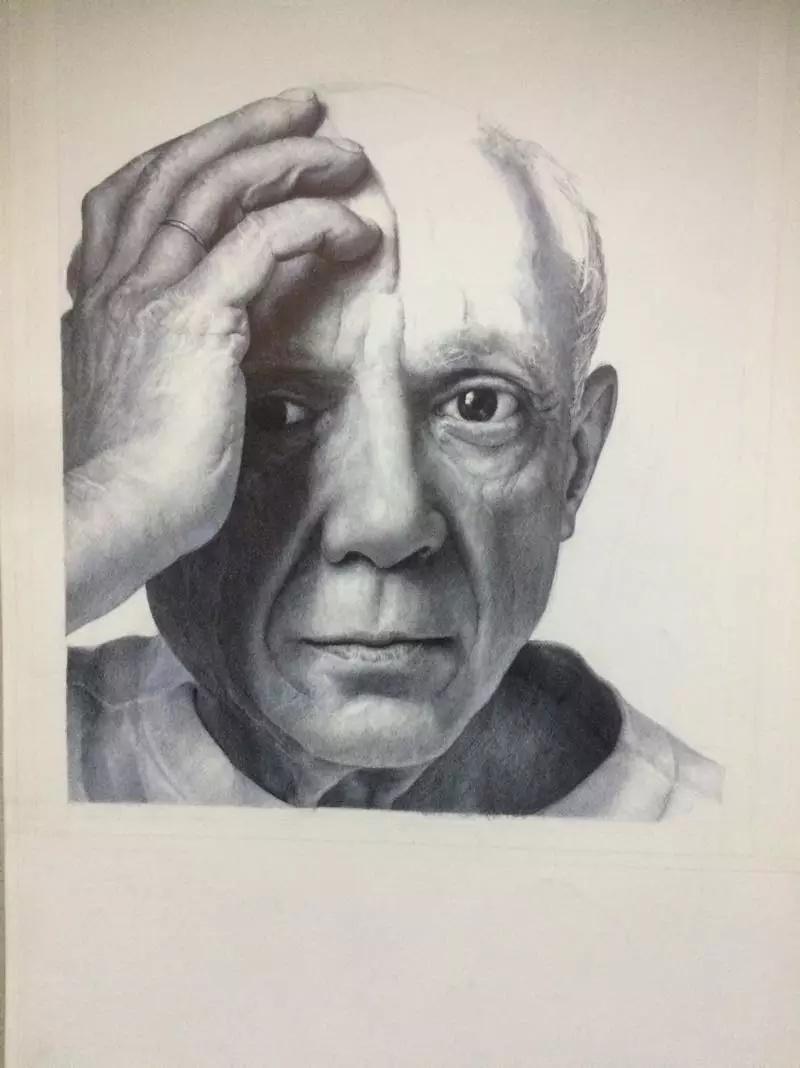 为什么毕加索画别翻过来看?怎么欣赏毕加索的作品
