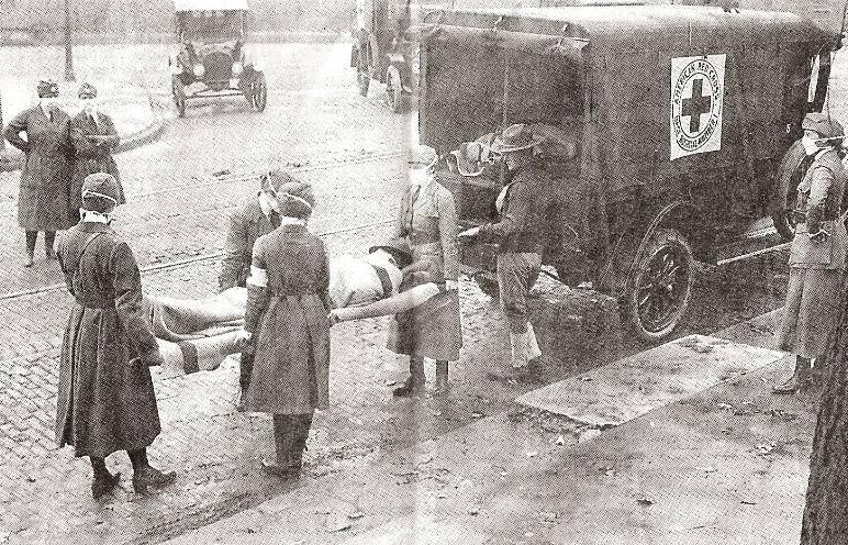 1918年西班牙流感是什么病毒引起的,是H1N1吗?起源揭秘!