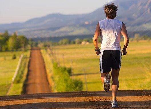 跑步的正能量句子