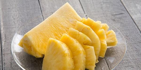 菠萝为什么要用盐水泡一下?使菠萝的味道显得更甜