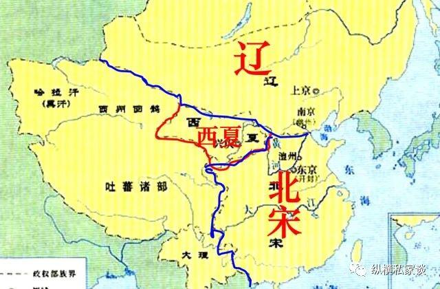 北宋是不是个统一的王朝?为何国土面积连秦朝都比不上