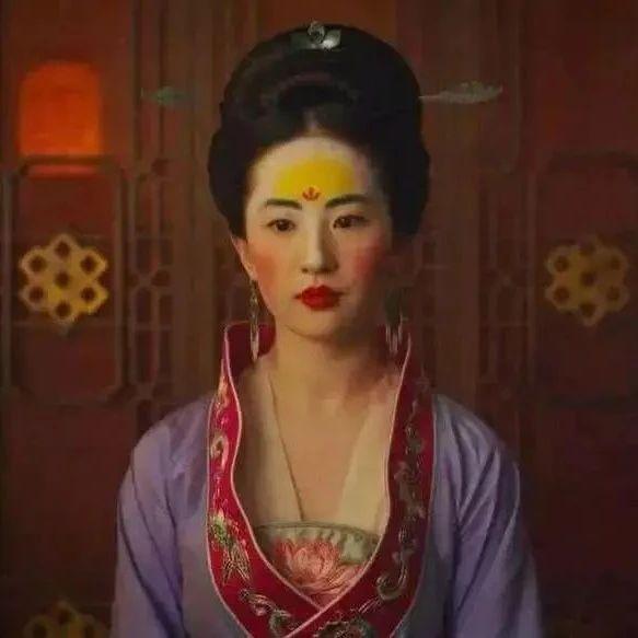 经典朝代女子的妆容演变史
