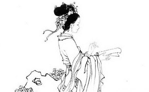 才女左芬能进宫做妃子竟然是因为才名远扬