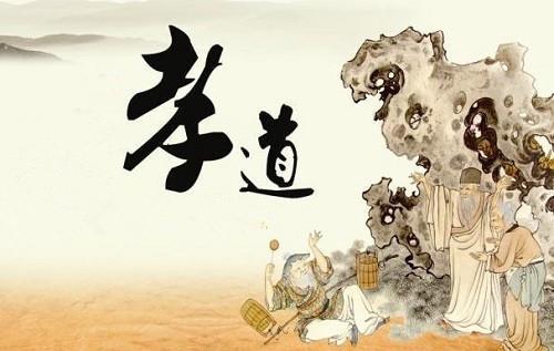 中国的孝文化,你了解多少?唐朝的孝道治天下侧重在哪方面?