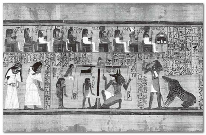慰藉心灵的古埃及《亡灵书》