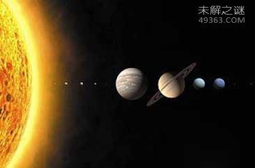太阳系未解之谜,太阳系最后将如何终结?