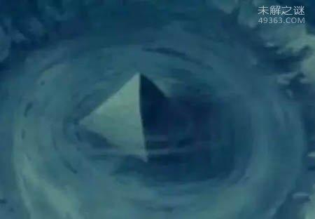 海底金字塔之谜 百慕大海底神秘金字塔是外星人基地