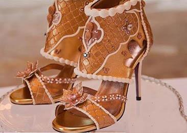 世界上最贵的鞋子,鞋上镶1000颗钻石价值1个亿