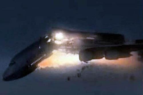 洛克比空难疑云,飞机为何在空中解体?