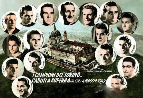 球迷心中最惨烈的空难事故,苏佩加空难令意大利足球倒退20年