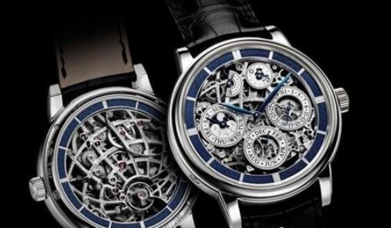 十大手表排名,盘点最受欢迎的手表