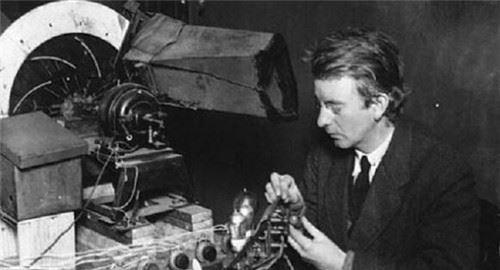 世界上最早的电视机 出现在20世纪20年代