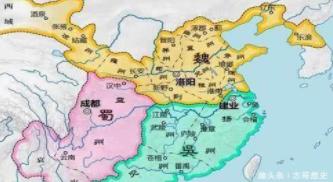 三国中魏国为何最为强大?地理位置决定了这一切
