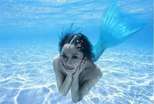 """这世界真的有""""美人鱼""""吗? 美人鱼只存在童话里"""