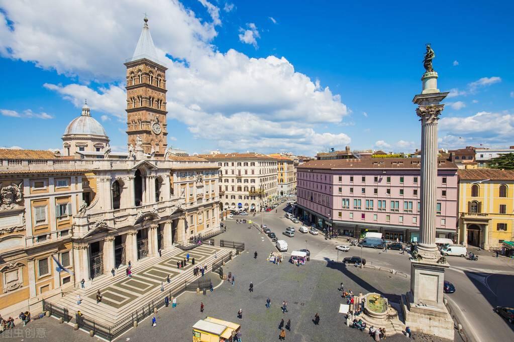 意大利的首都是(万城之城罗马 是意大利的首都)
