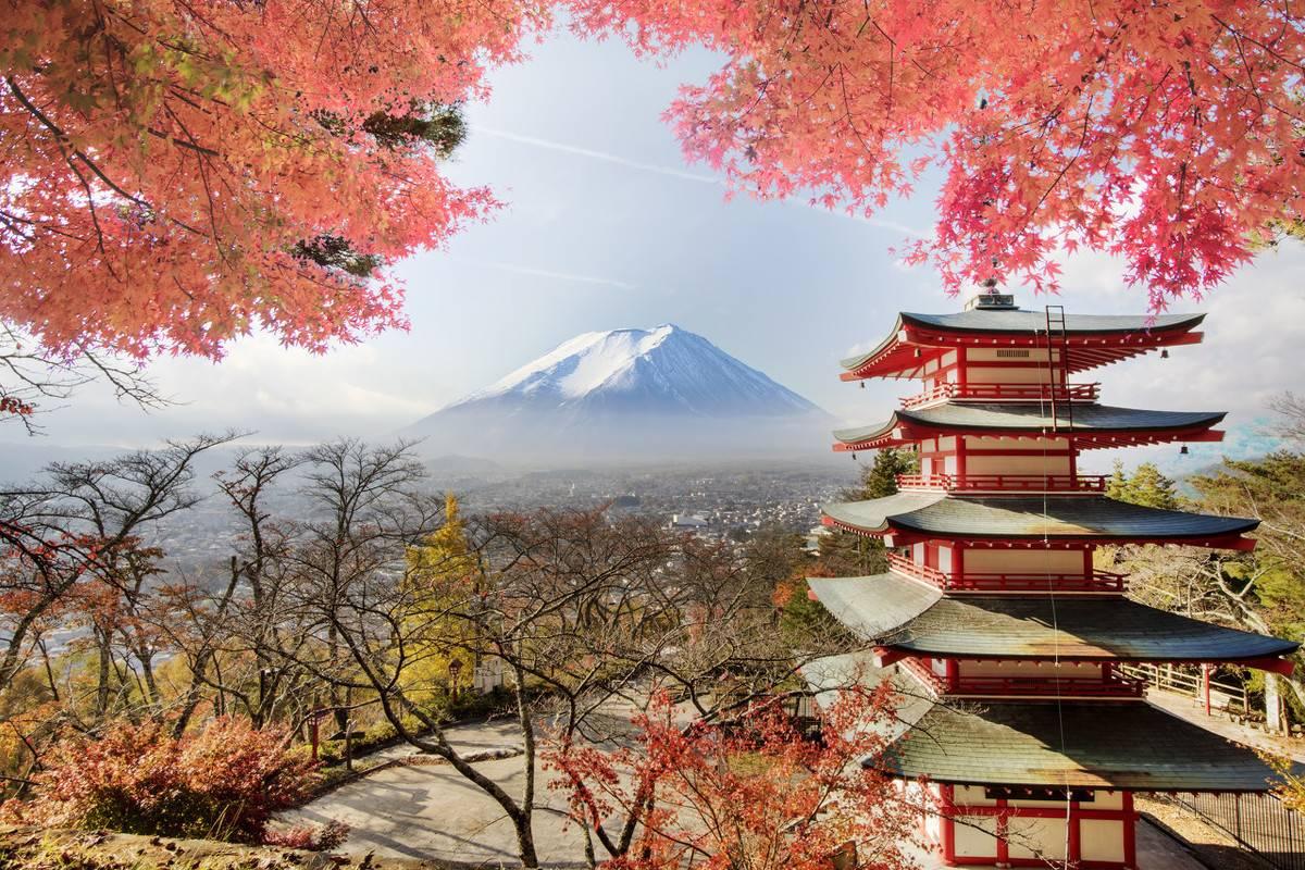 富士山在哪里(日本富士山)